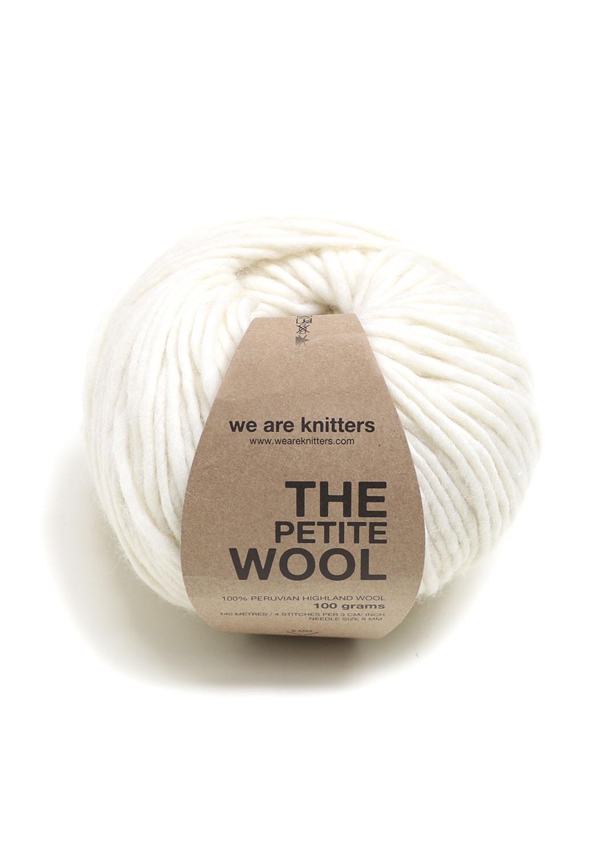 We Are Knitters Lana fina peruana 100% Natural Lana Fina